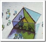 Шкатулка из стекла