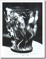 ваза из стекла