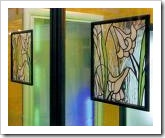 вставка стекла