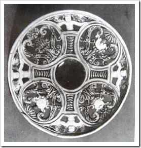 Бернар Палисси. Ажурная тарелка.